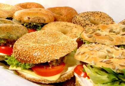 Bagel Company Business Catering Berlin